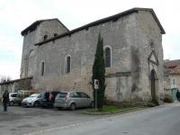 Eglise de Festalemps 24410
