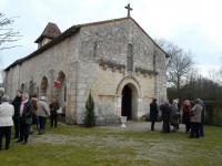 Eglise de Ponteyraud 24410