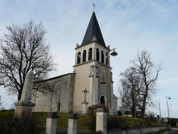 Eglise de La Jemaye 24410