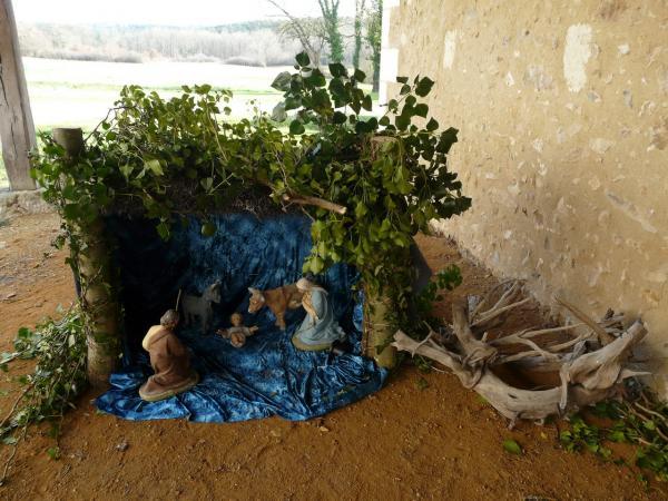 La Jemaye .Crèches