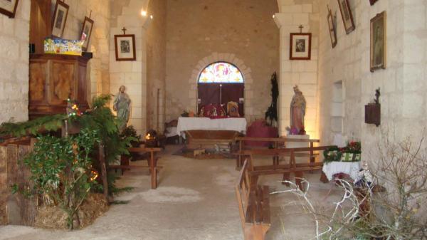 Exposition concours Eglise de La Jemaye