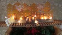 """création artisanale """"association poterie en liberté""""Noël à Nazareth"""